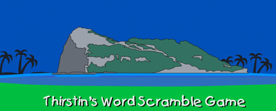 thirstins-word-scramble